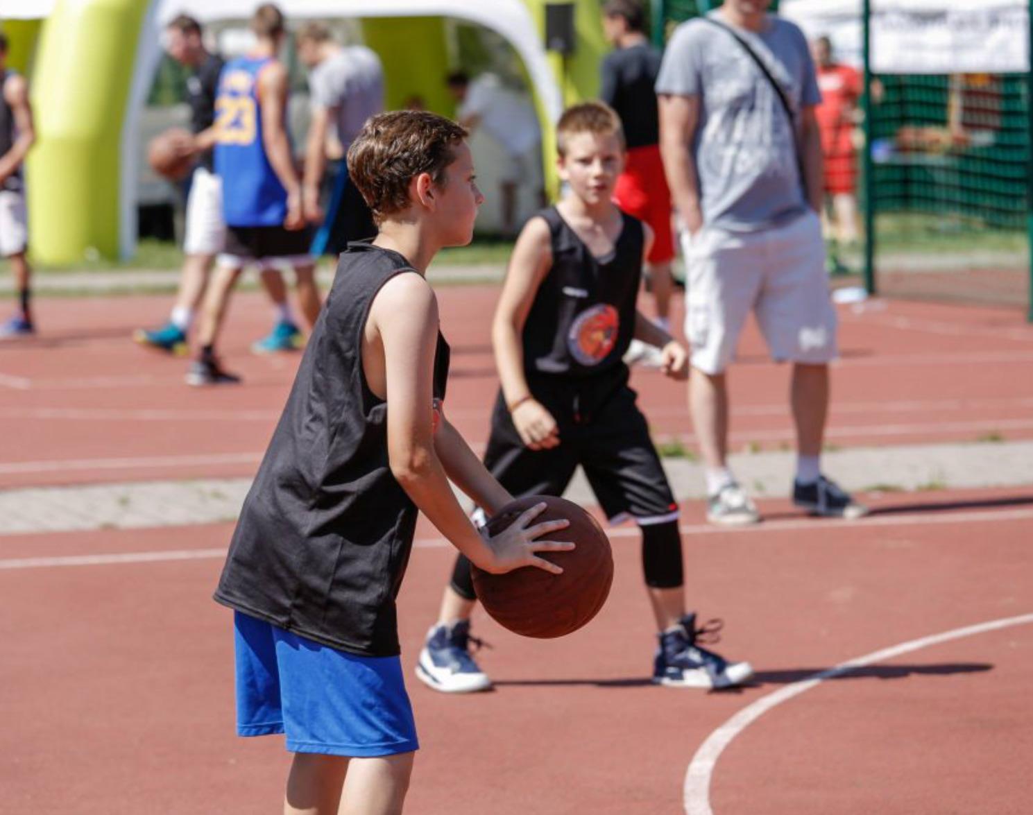 mini-koszykówka